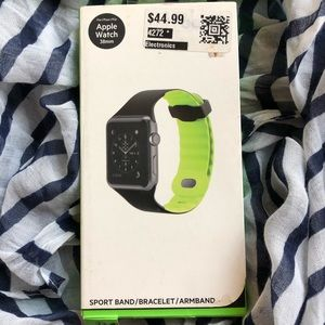Belkin sport watch band Apple Watch compatible